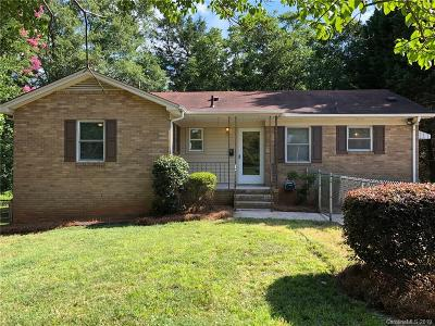 Gastonia Single Family Home For Sale: 2919 Crescent Lane