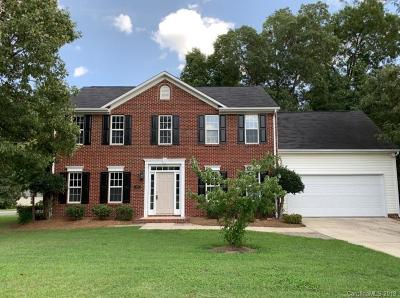 Union County Single Family Home For Sale: 1504 Winthrop Lane