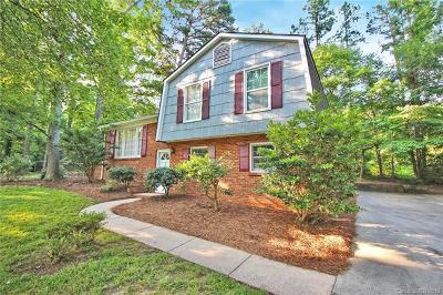 Single Family Home For Sale: 1800 Tartan Court
