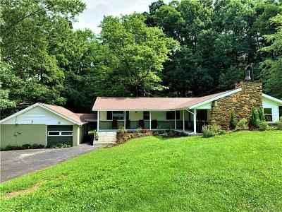 Candler Single Family Home For Sale: 41 Oakdale Drive