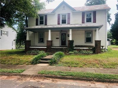 China Grove Single Family Home Under Contract-Show: 504 Chapel Street