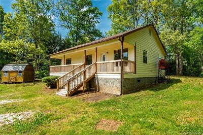 Buncombe County Single Family Home For Sale: 39 Fishers Mill Road