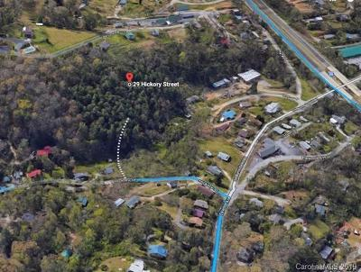 Buncombe County Residential Lots & Land For Sale: 29 Hickory Street