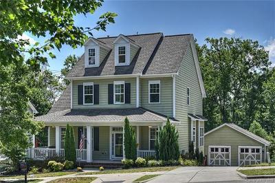 Davidson Single Family Home For Sale: 19002 Cypress Garden Drive