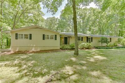 Matthews NC Single Family Home For Sale: $350,000