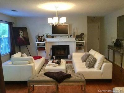 Charlotte Condo/Townhouse For Sale: 5013 Sharon Road #B