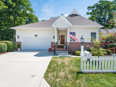 Henderson County Single Family Home For Sale: 120 Carriage Summit Way