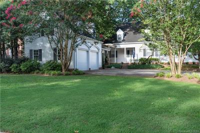 Fort Mill, Rock Hill Single Family Home For Sale: 349 College Avenue