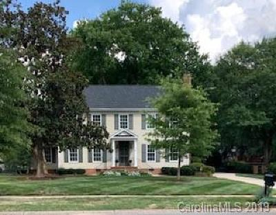 Charlotte Single Family Home For Sale: 2228 Valencia Terrace