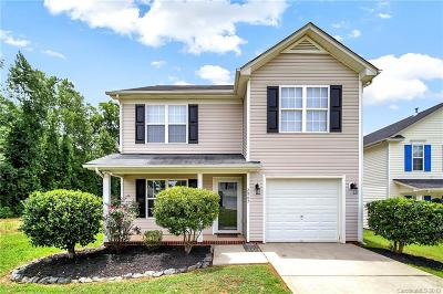 Charlotte Single Family Home For Sale: 2907 Pirates Place