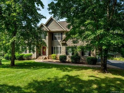 Tryon Single Family Home For Sale: 299 White Oak Lane #34 &