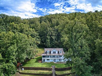 Buncombe County Single Family Home For Sale: 619 School Road