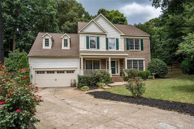 Huntersville Single Family Home For Sale: 15734 Glencastle Street