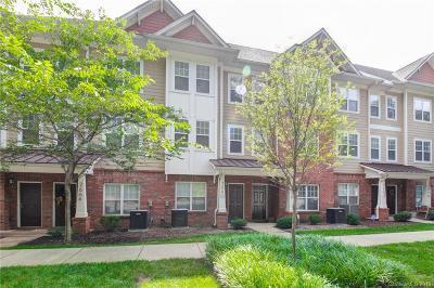 Charlotte Condo/Townhouse For Sale: 2660 Weddington Avenue