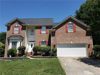 Matthews NC Single Family Home For Sale: $319,900
