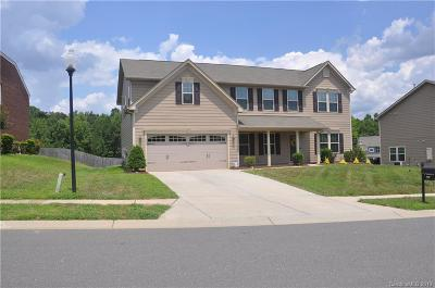 Gastonia Single Family Home For Sale: 724 Rosegate Drive