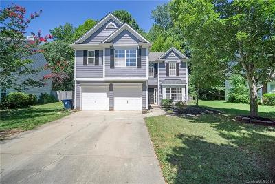 Huntersville Single Family Home For Sale: 7617 Lullwater Cove