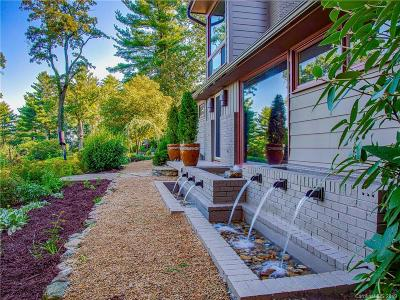 Asheville Single Family Home For Sale: 100 Windswept Drive