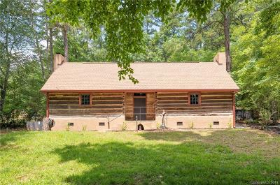 Mint Hill Single Family Home For Sale: 14629 Thompson Road