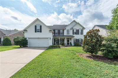 Single Family Home For Sale: 1106 Oak Alley Drive