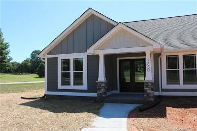 Maiden Single Family Home For Sale: 3850 Sunshine Drive