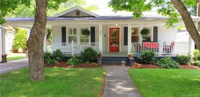 Belmont Single Family Home Under Contract-Show: 108 W Woodrow Avenue