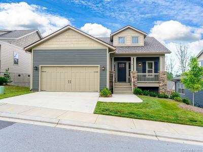 Weaverville Single Family Home For Sale: 50 Loftin Street