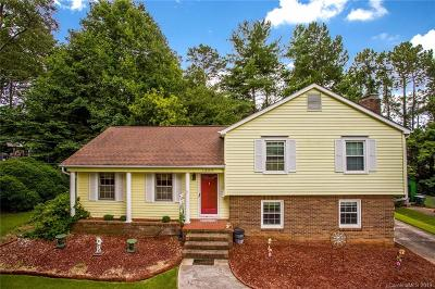 Gastonia Single Family Home Under Contract-Show: 1609 Georgetowne Drive