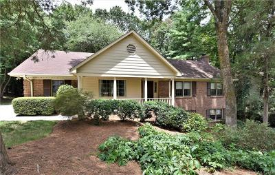 Charlotte Single Family Home For Sale: 2630 Fernbank Drive