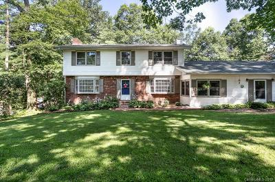 Hendersonville Single Family Home For Sale: 1238 Woodmont Drive