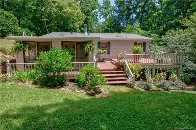 Black Mountain NC Single Family Home For Sale: $140,000