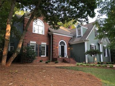 Charlotte Single Family Home For Sale: 4703 Avonwood Lane