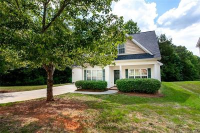 Charlotte Single Family Home For Sale: 5735 Timbertop Lane