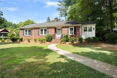 Rock Hill SC Single Family Home For Sale: $299,900