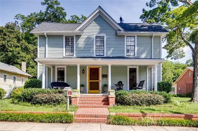 Single Family Home For Sale: 27 Academy Avenue NW