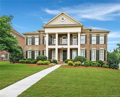 Huntersville Single Family Home For Sale: 14602 Hollow Wood Road