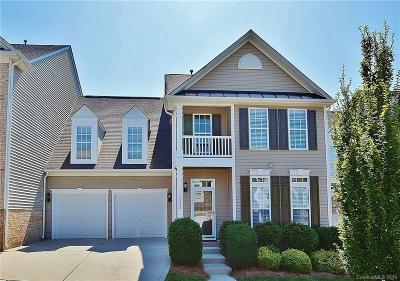Huntersville Condo/Townhouse Under Contract-Show: 10226 Linksland Drive