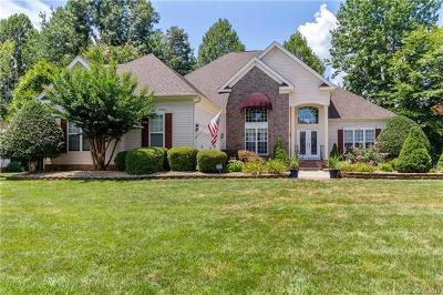 Denver Single Family Home For Sale: 1375 Valhalla Drive