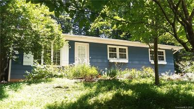 Mills River Single Family Home Under Contract-Show: 540 Gilreath Loop Road