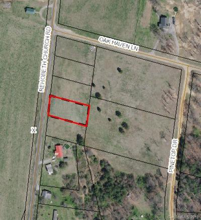 Cleveland County Residential Lots & Land For Sale: 1507 Rehobeth Church Road