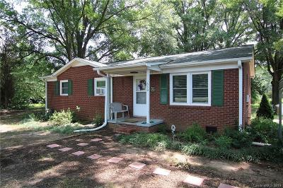 Cleveland County Single Family Home Under Contract-Show: 630 Old Stubbs Road
