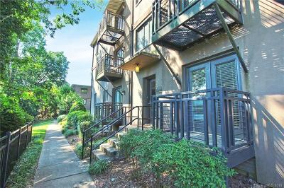 Charlotte Condo/Townhouse Under Contract-Show: 2425 Vail Avenue #A21