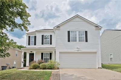 Cabarrus County Single Family Home Under Contract-Show: 422 Settlers Ridge Drive