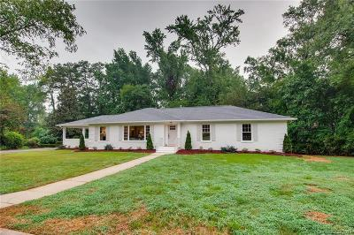 Charlotte Single Family Home For Sale: 142 Renwick Road