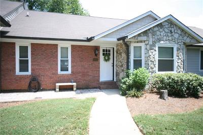 Cabarrus County Condo/Townhouse Under Contract-Show: 1002 Kenilworth Court NW