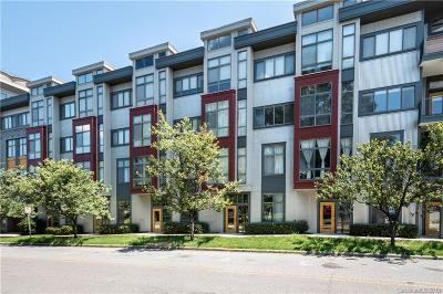 Charlotte Condo/Townhouse For Sale: 514 W 10th Street #204
