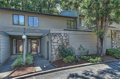 Charlotte Condo/Townhouse Under Contract-Show: 3727 Winding Creek Lane