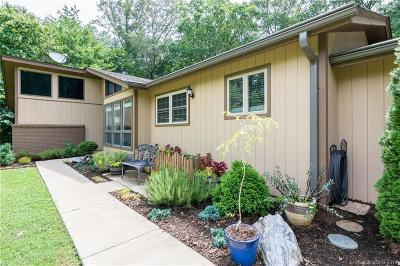 Weaverville Single Family Home Under Contract-Show: 60 Boone Trail #7