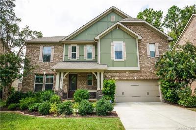 Charlotte Single Family Home For Sale: 7216 Ashton Gate Drive