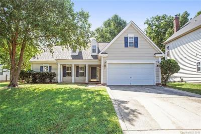 Charlotte Single Family Home For Sale: 12428 Cardinal Point Road